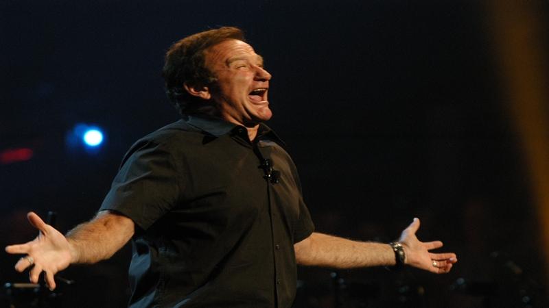 Robin Williams gra w sieciówki
