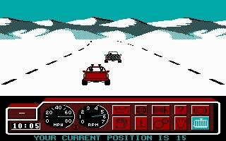4x4 Off-Road Racing  - pełna wersja (DOS)