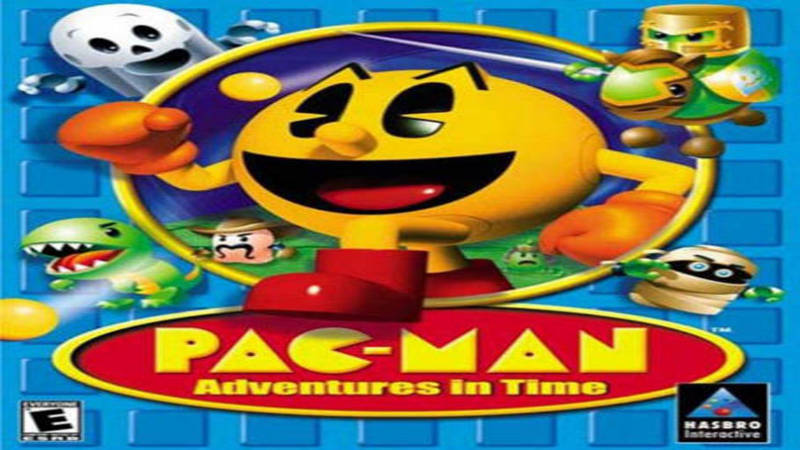 Kody Pac-Man: Adventures In Time (PC)