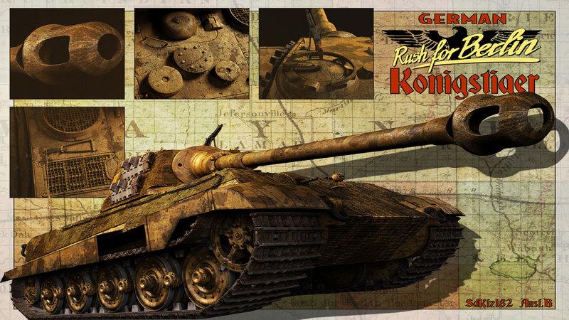 Kody do Rush for Berlin (PC)