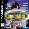 Tony Hawk's Pro Skater (PSX) kody