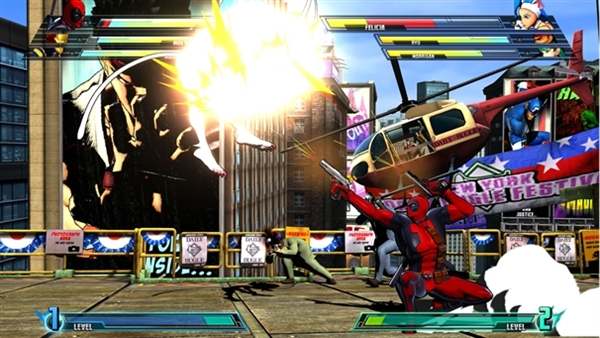 Marvel Vs. Capcom 3: Fate of Two Worlds - reklama