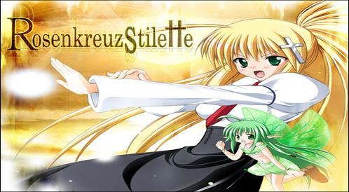 Kody do RosenkreuzStilette (PC)