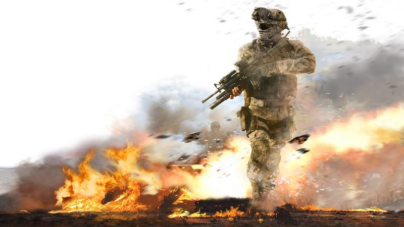 Modern Warfare 2 największym hitem ubiegłego roku