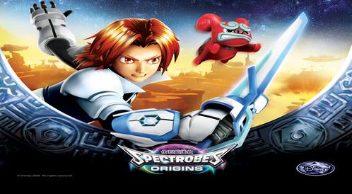 Kody do Spectrobes: Origins (Wii)
