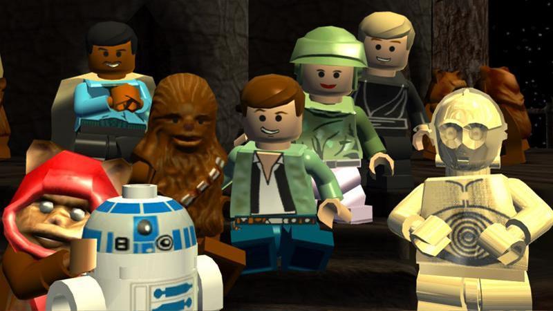 Będzie nowy tytuł z serii Lego Star Wars
