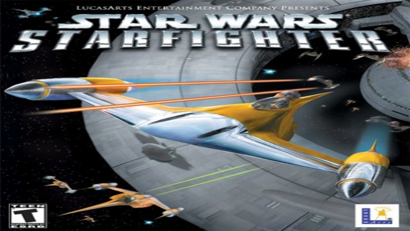 Kody Star Wars: Starfighter (PC)