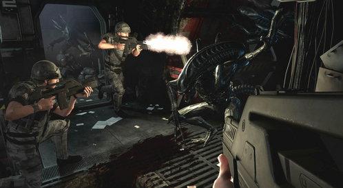 Aliens: Colonial Marines - znamy datę premiery!