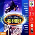 Tony Hawk's Pro Skater (Nintendo 64) kody