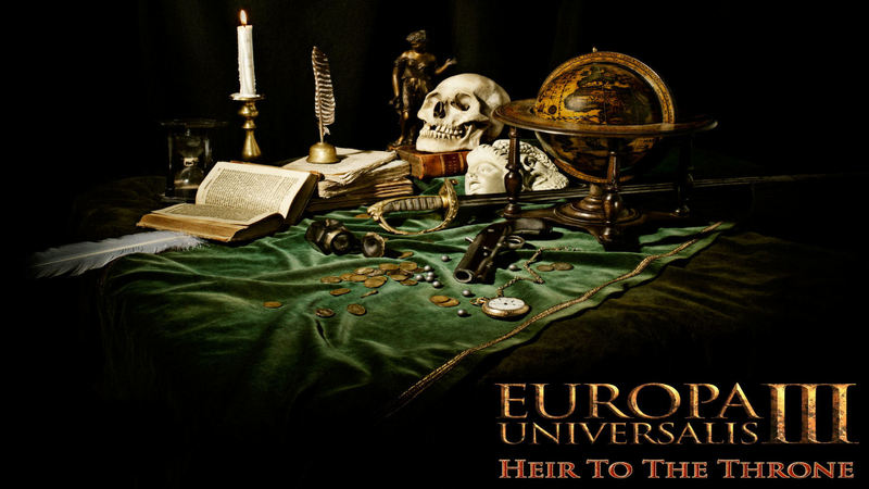 Kody do Europa Universalis III: Heir to the Throne (PC)