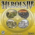 Heroes of Might and Magic IV  (PC) kody