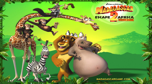 Kody do Madagaskar 2 (PC)