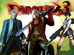 Devil May Cry 3: Dante's Awakening - Prolog