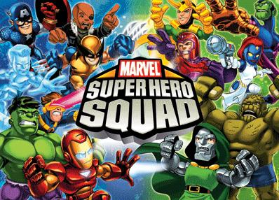 Zwiastun Marvel Super Hero Squad Online