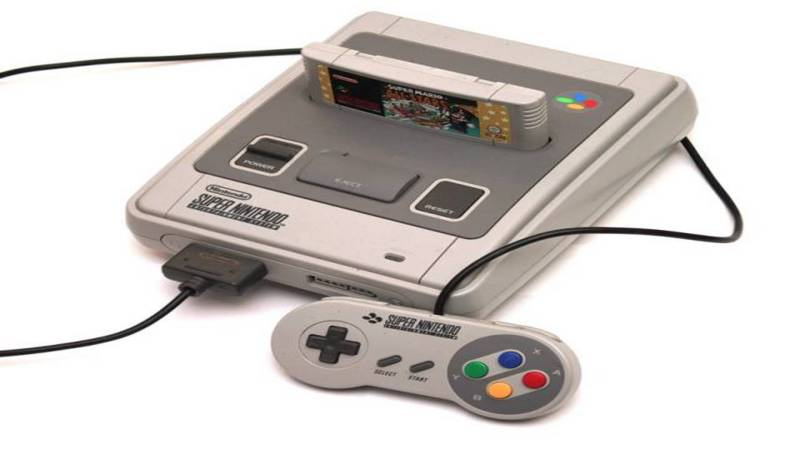100 gier na Super Nintendo Entertainment System (SNES) w 10 minut!