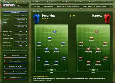 Championship Manager 2010 -  december patch