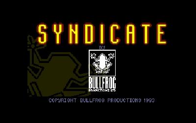 Syndicate - Pełna wersja (DOS)