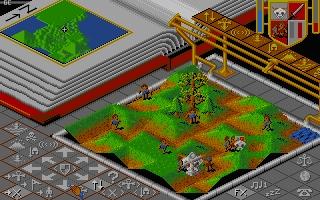 Populous - pełna wersja (DOS