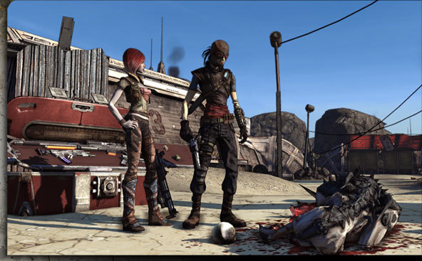 Borderlands - Gameplay