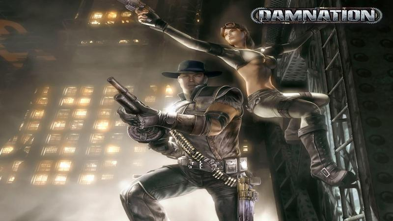 Kody do Damnation (PS3)