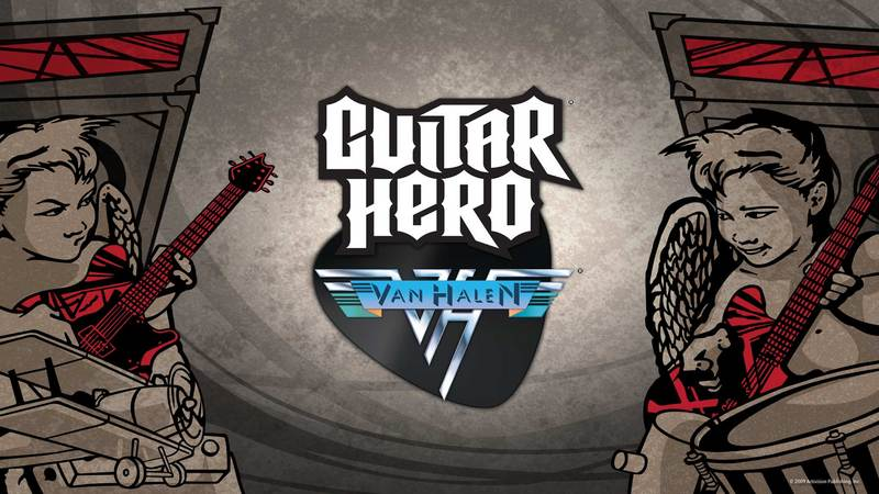 Kody do Guitar Hero: Van Halen (Xbox 360)