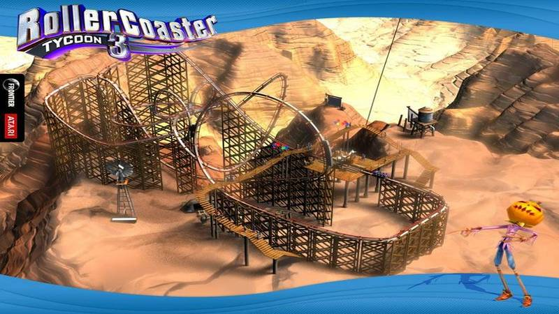 Kody do RollerCoaster Tycoon 3 (PC)