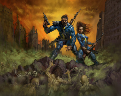Procesów o Fallouta ciąg dalszy