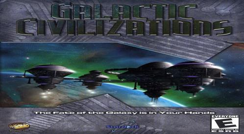 Kody Galactic Civilizations (PC)