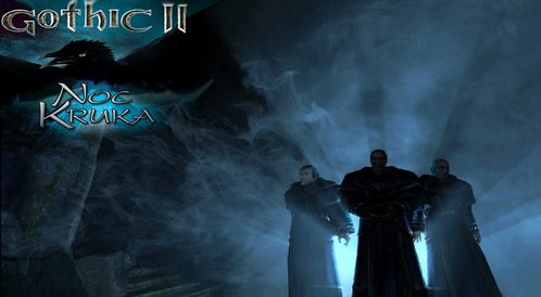 Kody do Gothic II: Noc Kruka (PC)