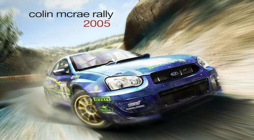 Kody do Colin McRae Rally 2005 (PC)