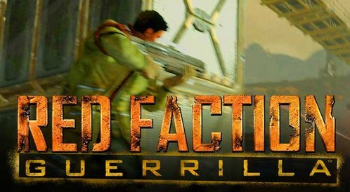 Red Faction: Guerrilla - Multiplayer Gameplay (Comic Con 2009)