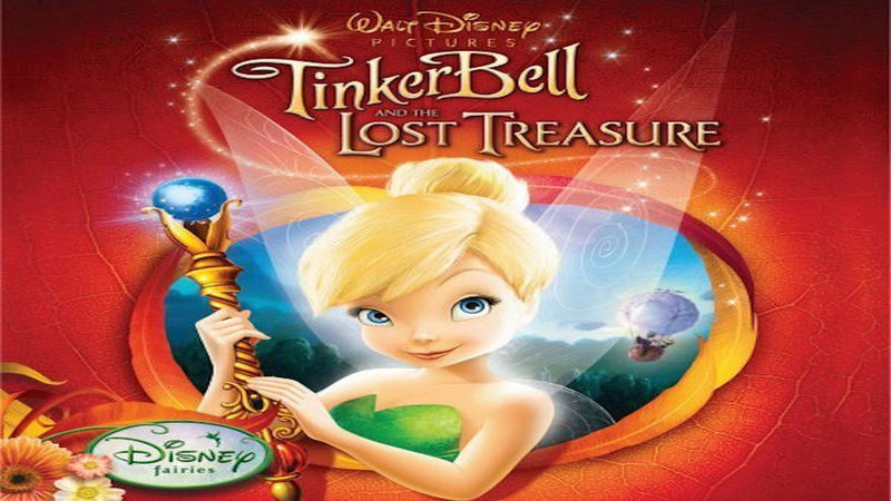 Kody do Disney Fairies: Tinker Bell and the Lost Treasure (NDS)