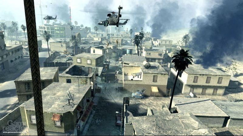 Modern Warfare 2 - sountrack (napisy końcowe)