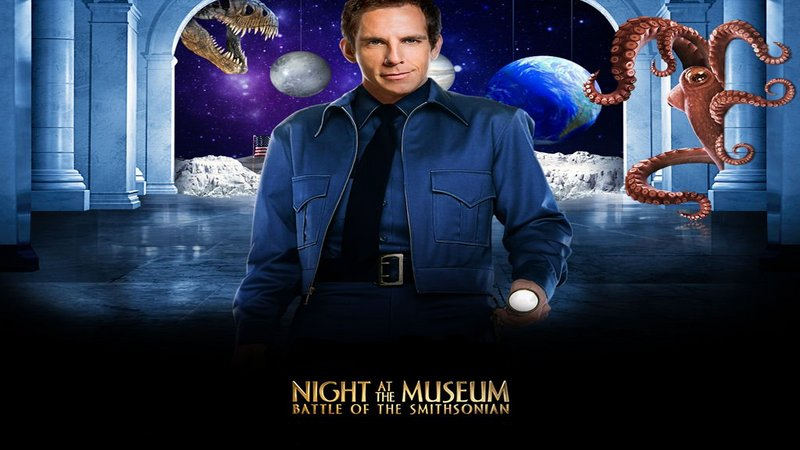 Kody do Night at the Museum: Battle of the Smithsonian (NDS)