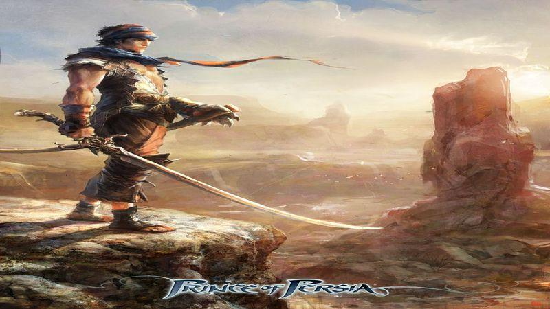 Prince of Persia - muzyka z gry (Healing Ground)