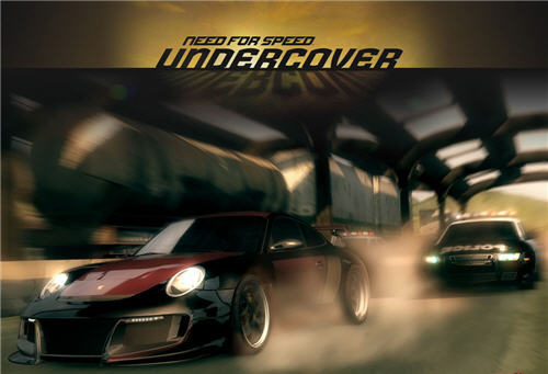 Need for Speed: Undercover - Soundtrack (MSI - Never Wanted To Dance)