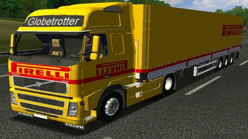 Euro Truck Simulator (PC) - Pirelli Pack