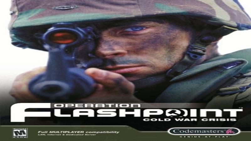 Operation Flashpoint - muzyka z gry (temat przwodni)