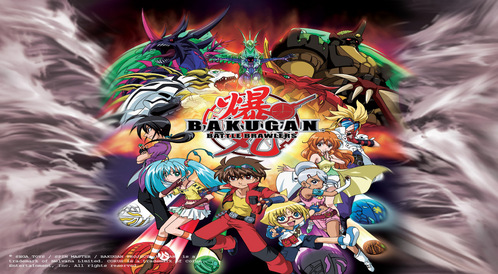 Kody do Bakugan: Battle Brawlers (NDS)