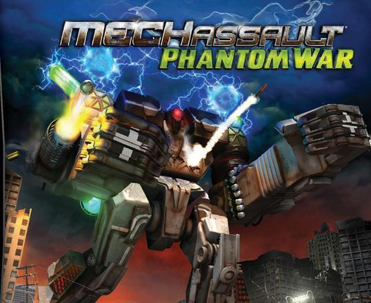 MechAssault: Phantom War - Zwiastun