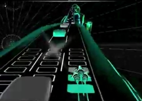 Audiosurf - Paint it Black