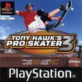 Tony Hawk's Pro Skater 3 (PSX) kody