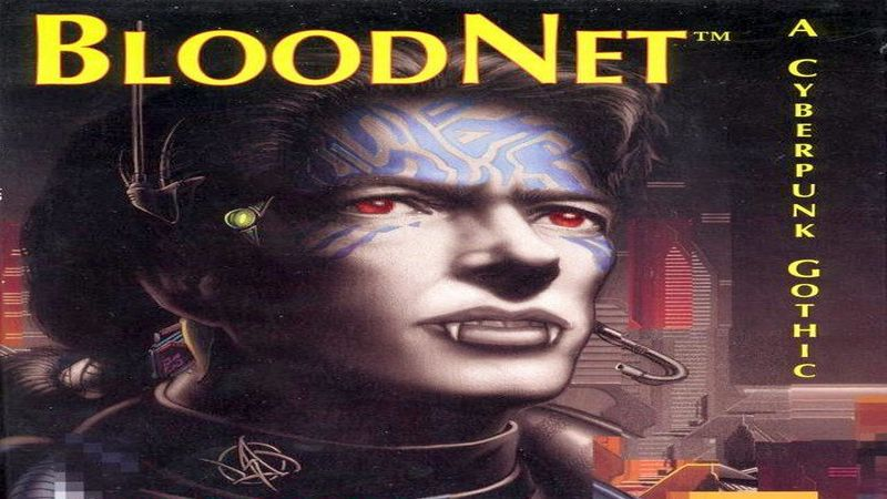 Bloodnet - gameplay (DOS)