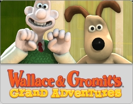 Wallace & Gromit's Grand Adventures - Zwiastun