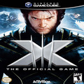 X-Men: The Official Game (GameCube) kody