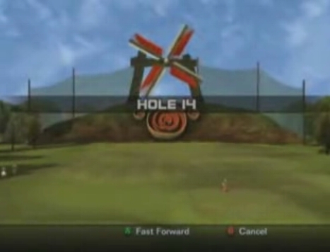 Outlaw Golf 2 - gameplay trailer