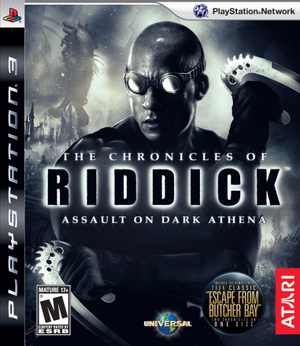 The Chronicles of Riddick: Assault on Dark Athena - Gameplay