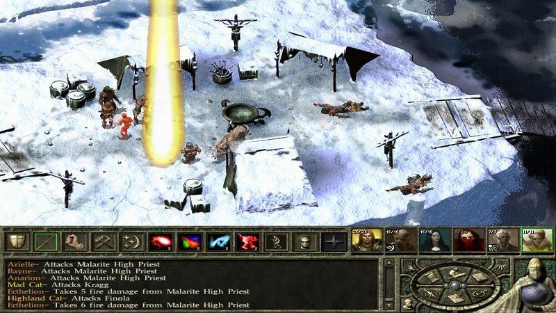 Icewind Dale II - muzyka z gry