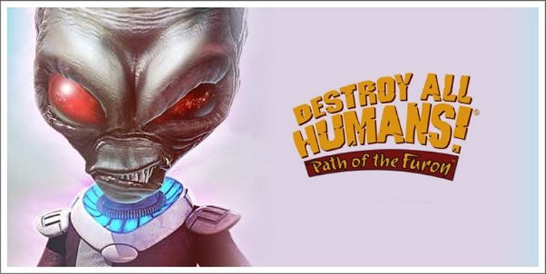 Kody do Destroy All Humans!: Path of the Furon (Xbox 360)