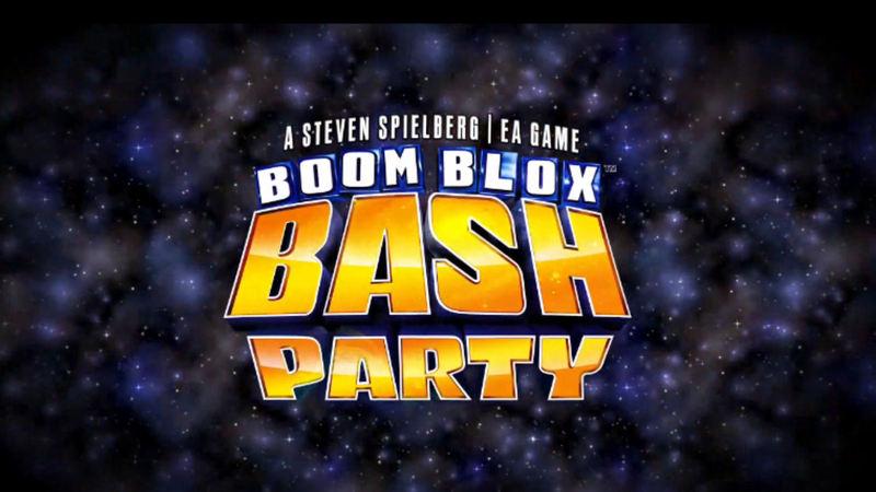 Kody do Boom Blox Bash Party (Wii)